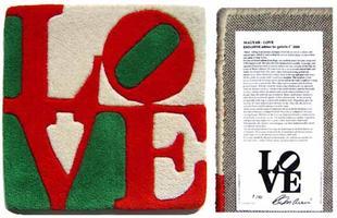 Robert Indiana: Magyar LOVE