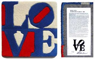 Robert Indiana: Czech LOVE