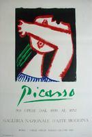 Pablo Picasso: Galleria Nazionale d ´Arte Moderna