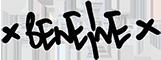 Ben Eine signature